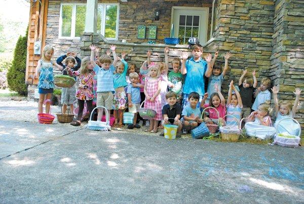 0712 Playgroup (bows to kindergarten)