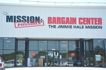Jimmie Hale Mission: Possible