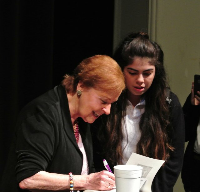 STAR SH JCCHS-Holocaust Survivor pic1.JPG