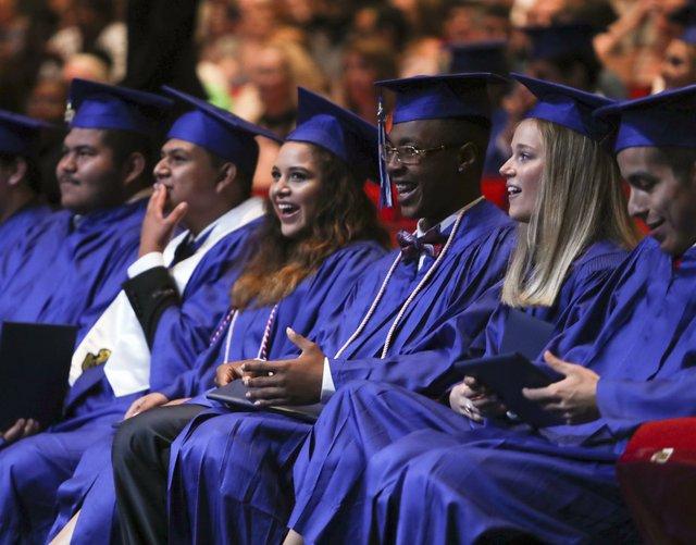 Homewood Graduation 2017