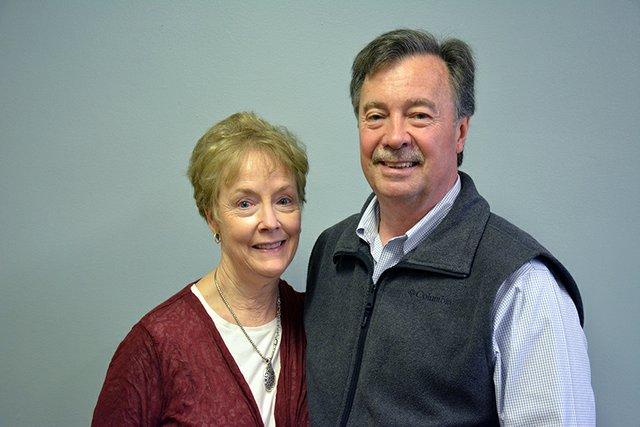 Kathy and David Senseman