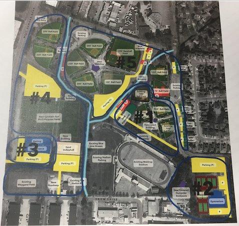 West Homewood Park Plans