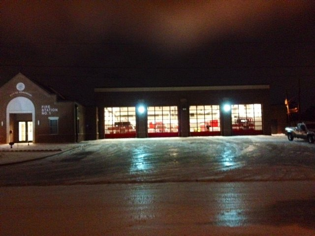 Snow Day Firehouse