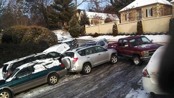 Snow Conditions 3