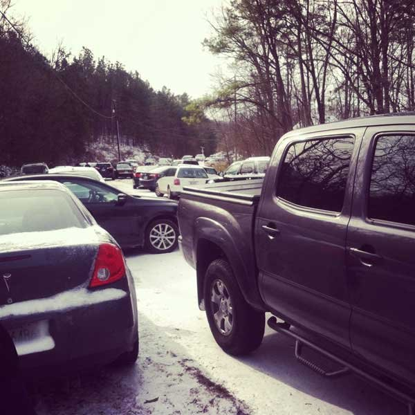 Snow Conditions 4
