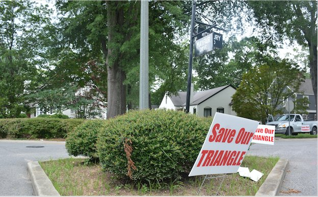 Save Our Triangle