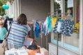 Sidewalk Sale