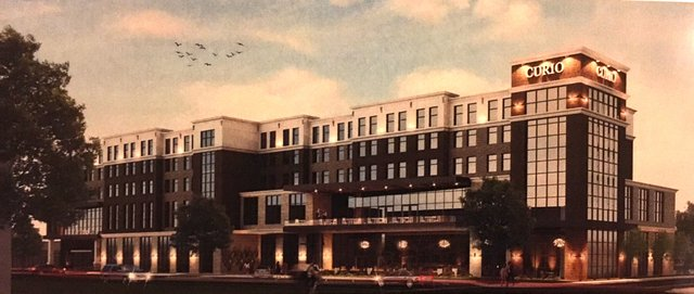 18th Street Hotel Development Delayed Due To Budget Roadblocks