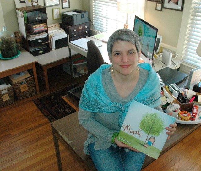Lori Nichols Maple Book