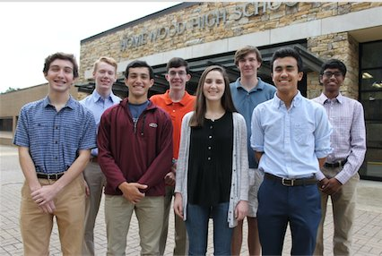 National Merit Finalists 2018