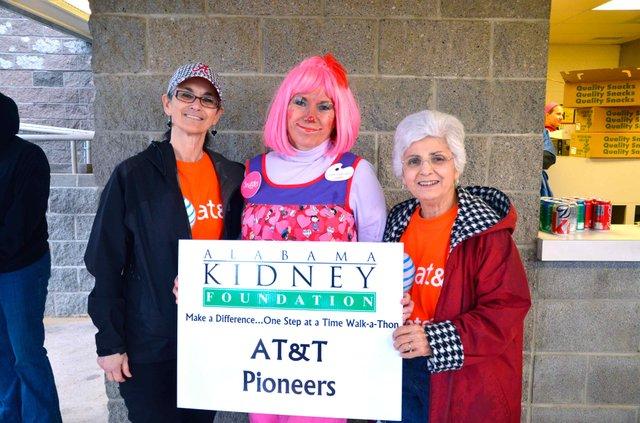 Kidney Foundation Walk