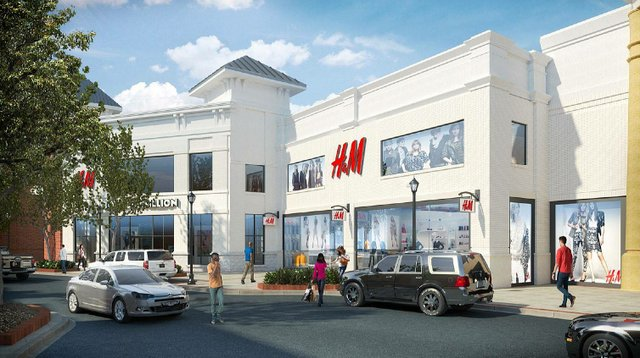 H&M Brookwood Village