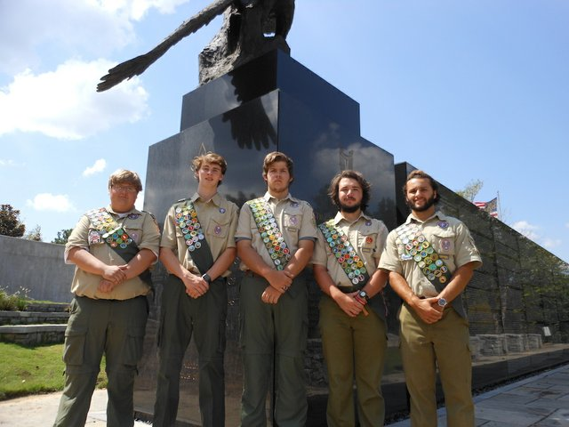 STAR COMM Troop 97 Eagles.JPG