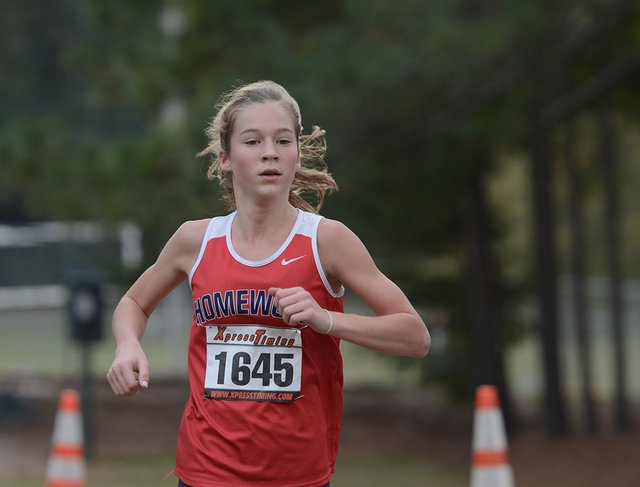 Homewood Cross-Country