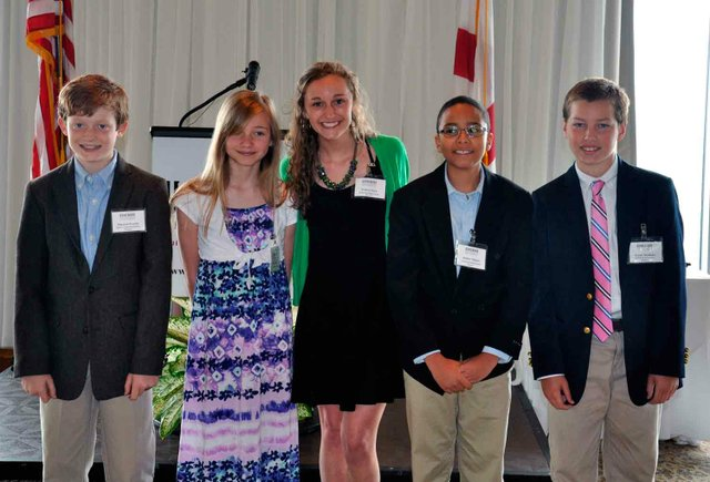 Excellence in Education winners 2014