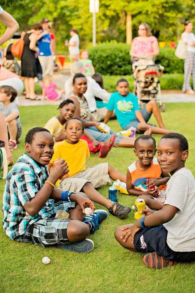 Summer Reading Kickoff Party 2013