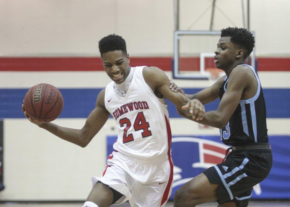 Homewood VS SPHS Boys Basketball