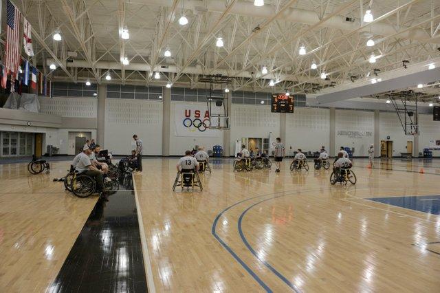 Lakeshore Foundation Wheelchair Flag Football - 10.jpg