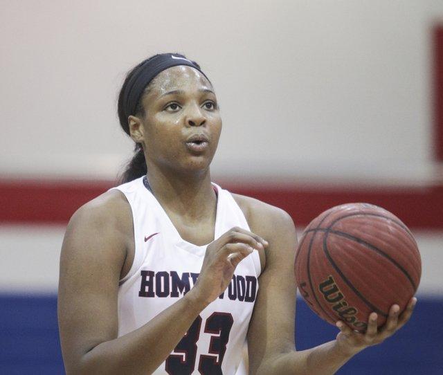 Homewood VS SPHS Girls Basketball