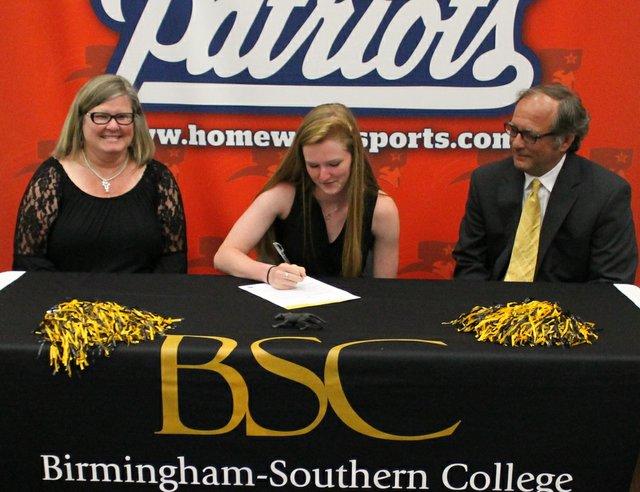 Mary Margaret Jackson Signing