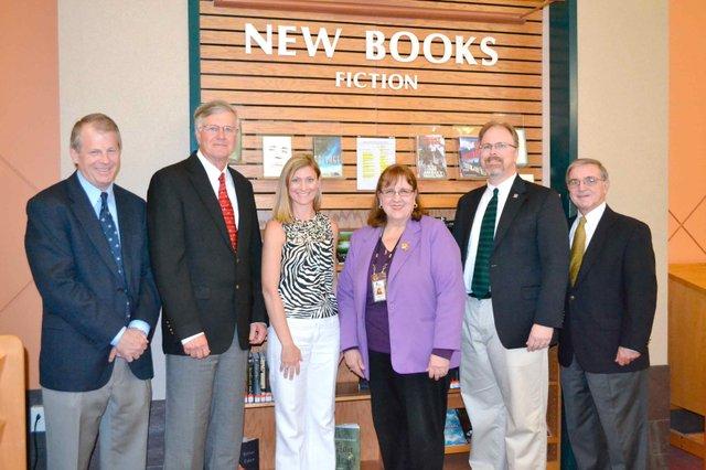 homewood public library board