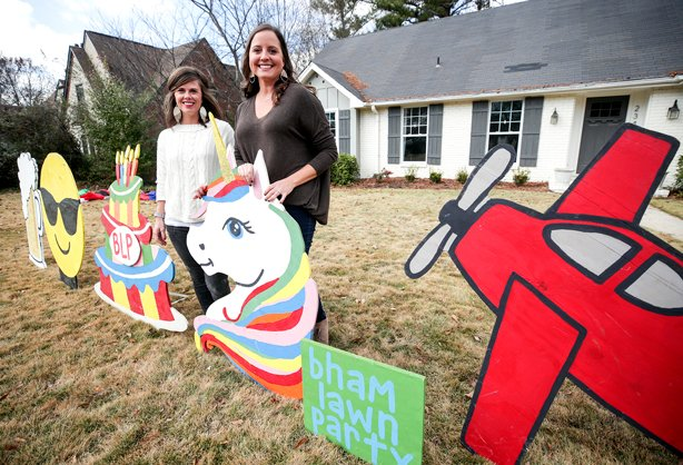 A New Kind Of Lawn Party Thehomewoodstar Com