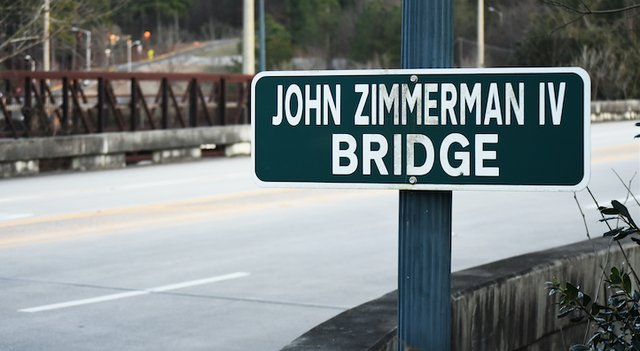 John Zimmerman IV Bridge