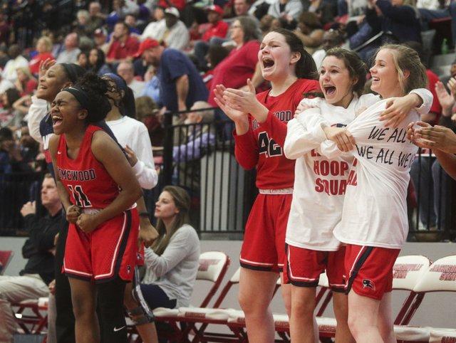 Homewood Girls Basketball Regionals