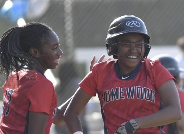 Homewood Softball