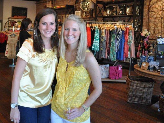 Ladies shop at Festivity