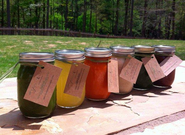 Sprout & Pour Juices