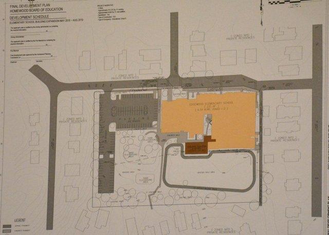 Edgewood Elementary addition