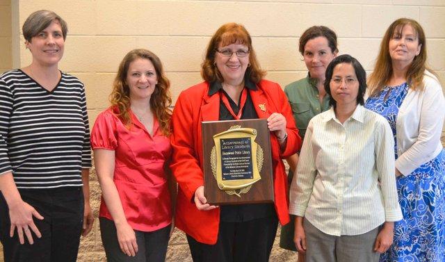 Homewood library award