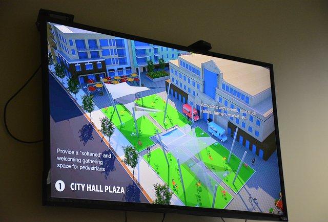 Downtown Master Plan presentation