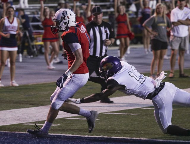 Homewood VS Hueytown Football 2018