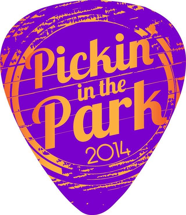 Pickin in the Park Logo
