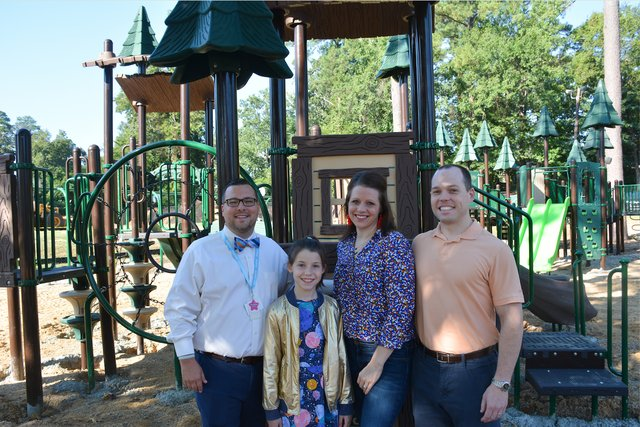 Edgewood Elementary Playground