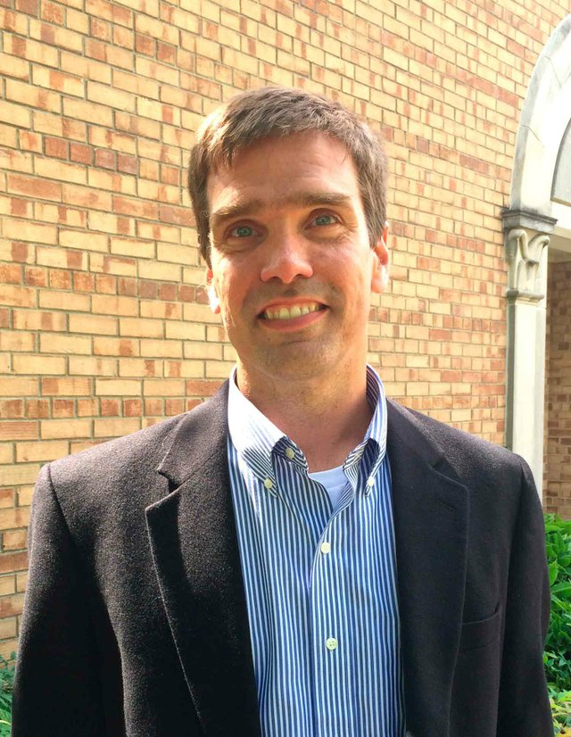 Rev. Brian Erickson Trinity United Methodist