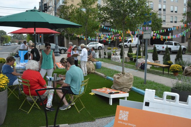 Homewood Pop-Up Park