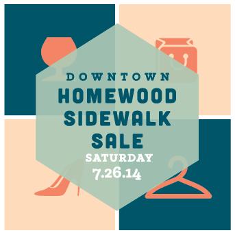 Sidewalk Sale 2014