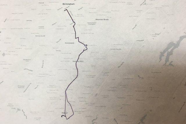 BJCTA Bus Route 42/31