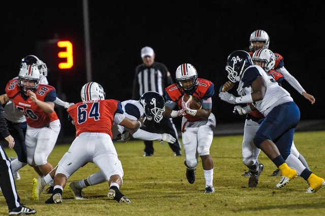 Homewood vs Paul Bryant
