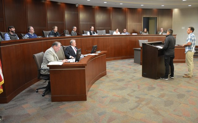 City Council Nov. 5, 2018