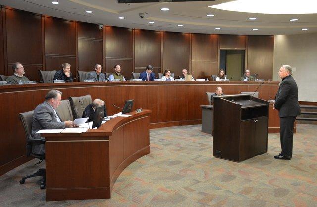 Council Dec. 3, 2018