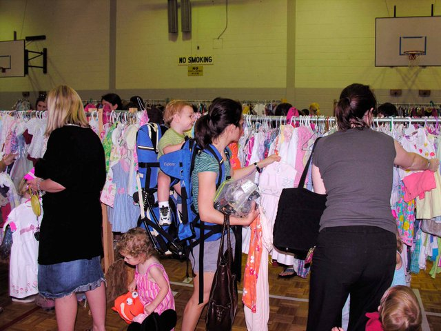 Lil' Lambs Consignment Sale 2014