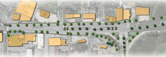 18th Streetscape Project
