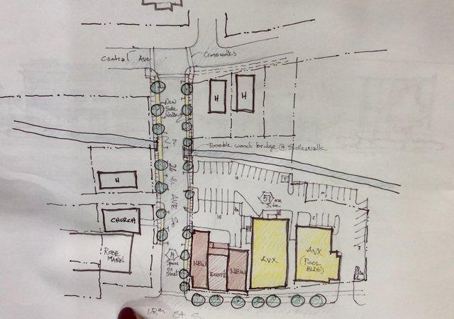18th Street Mixed Use Development