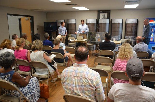 Rosedale community meeting