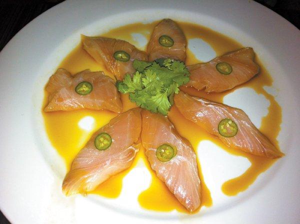 Jinsei Sushi 812