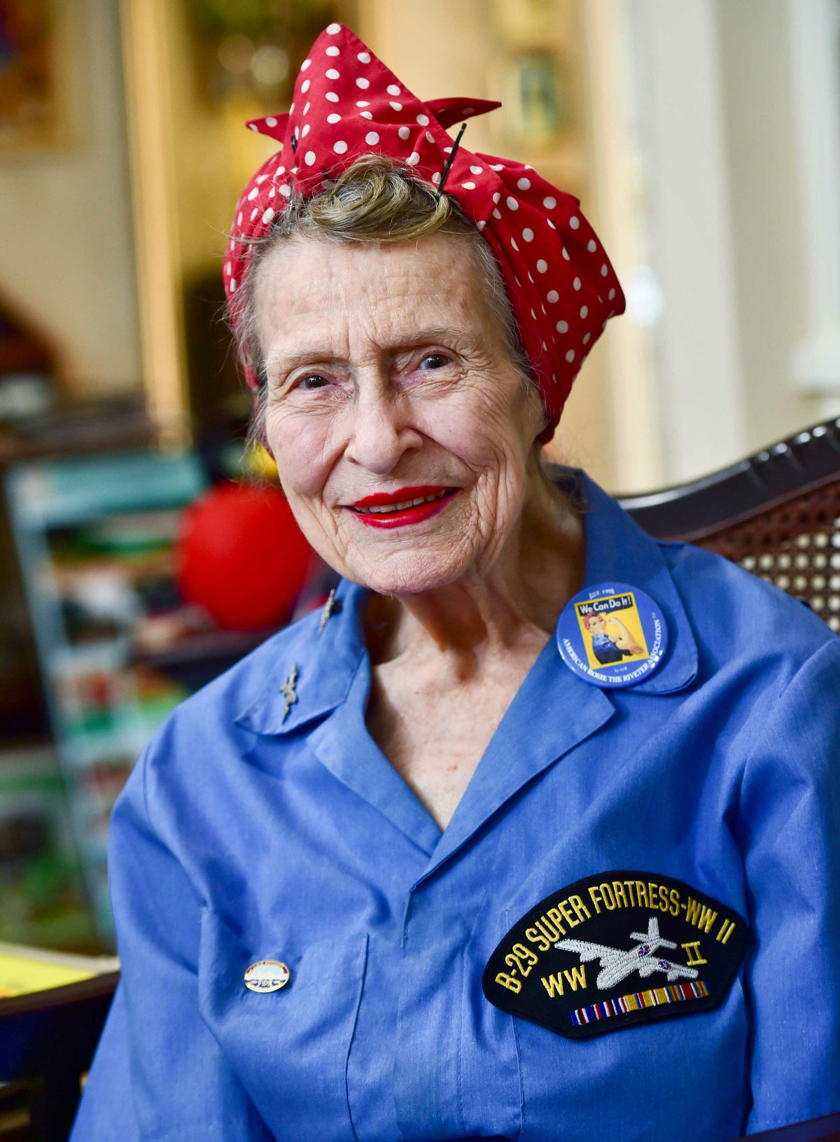We can (still) do it!: Frances Carter continues to serve by sharing legacies of Rosie the Riveter trailblazers - thehomewoodstar.com